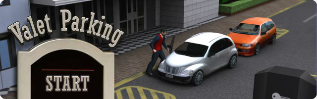 valet parking 3d games