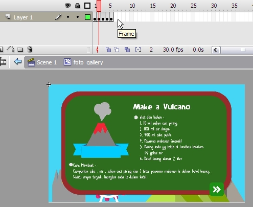 tutorial membuat interaktif multimedia by wandah_w