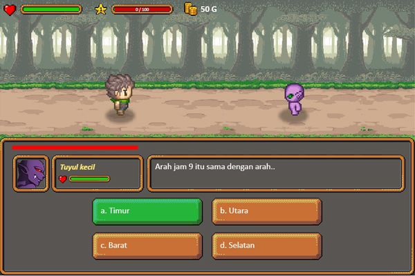 tutorial membuat game RPG by wandah_w