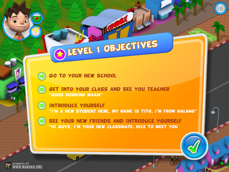 my-school-education game screenshots