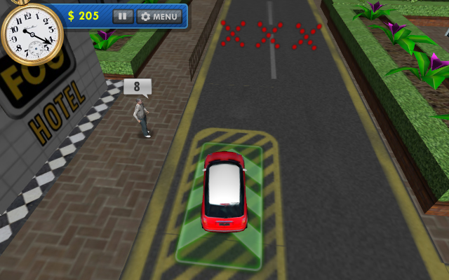 valet parking 3d games screenshots